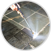 Grout & Ceramic Tile Cleaning Service